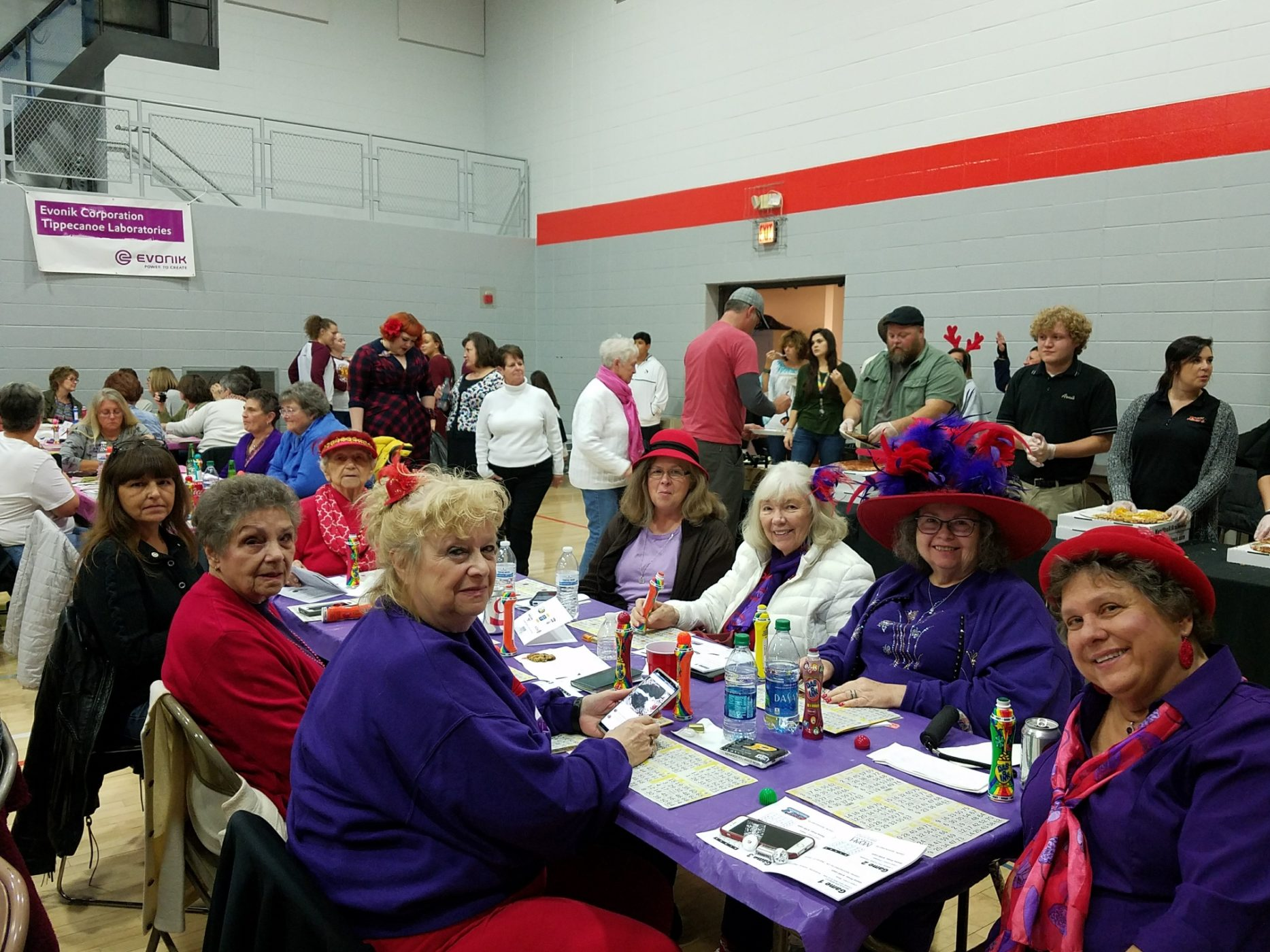 12th Annual Holiday Bingo & Silent Auction @ YWCA Greater Lafayette