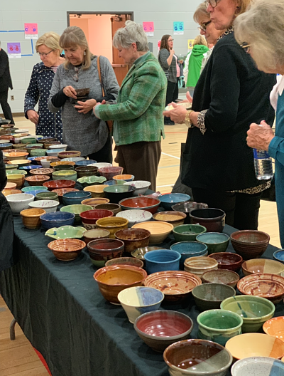Clay Bowl Giving Project @ YWCA Greater Lafayette