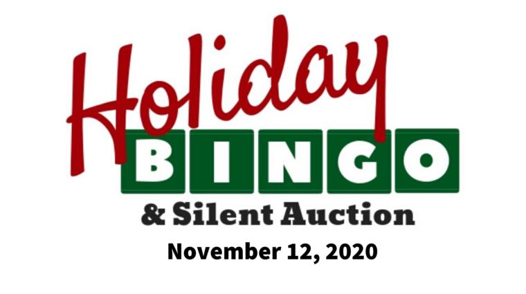 Holiday Bingo & Silent Auction | November 12, 2020