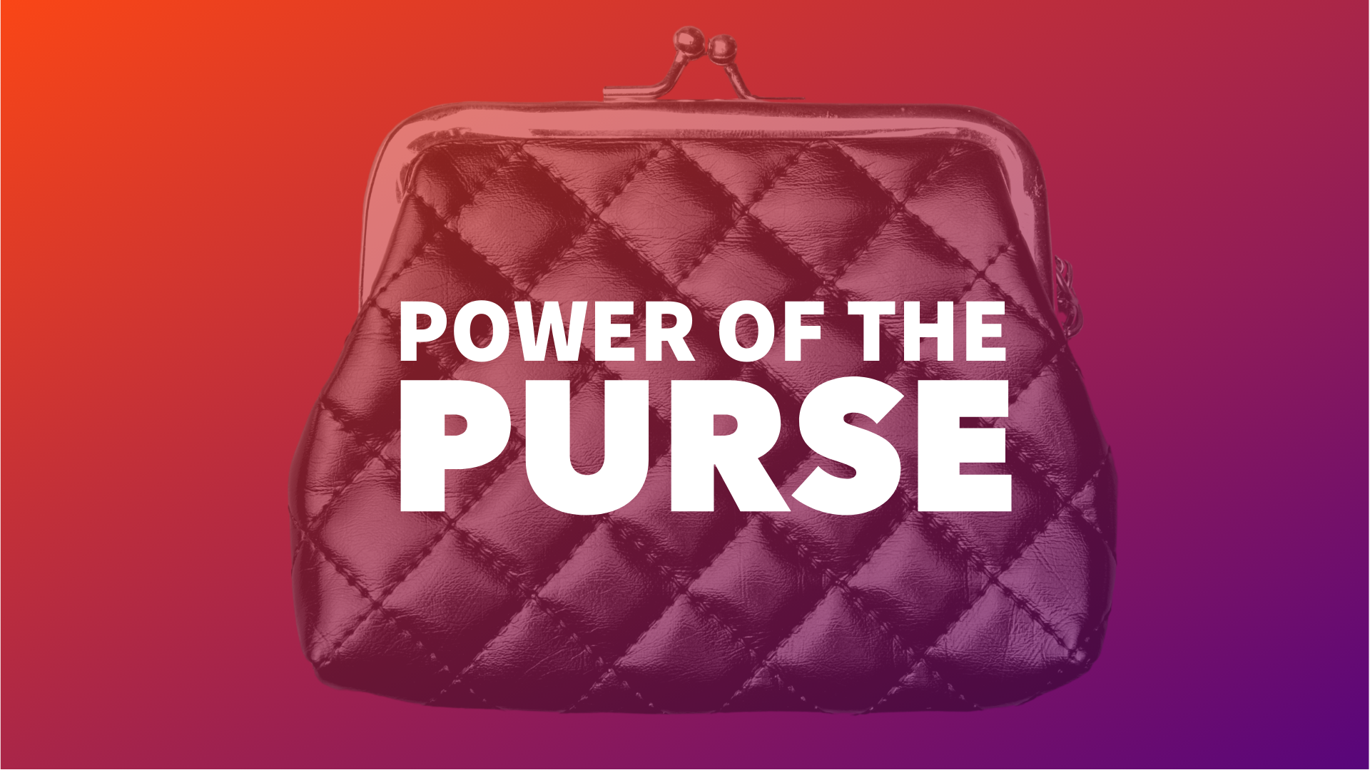 power of the purse event photo