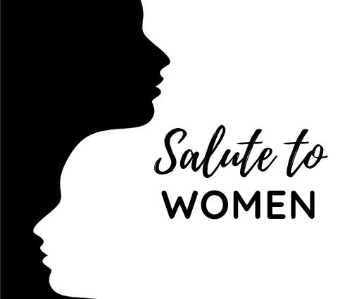 Salute to Women logo