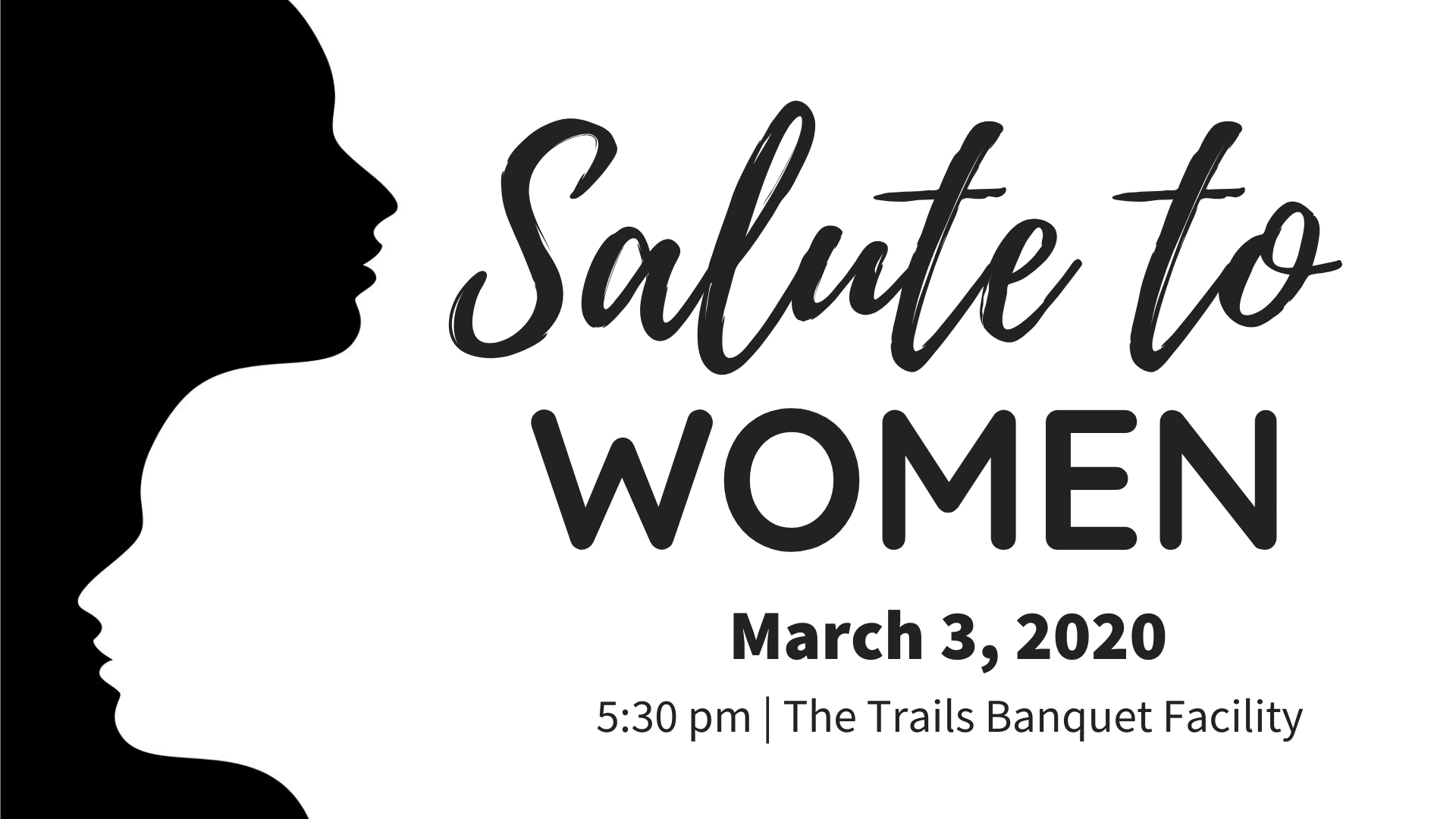 Salute to Women logo