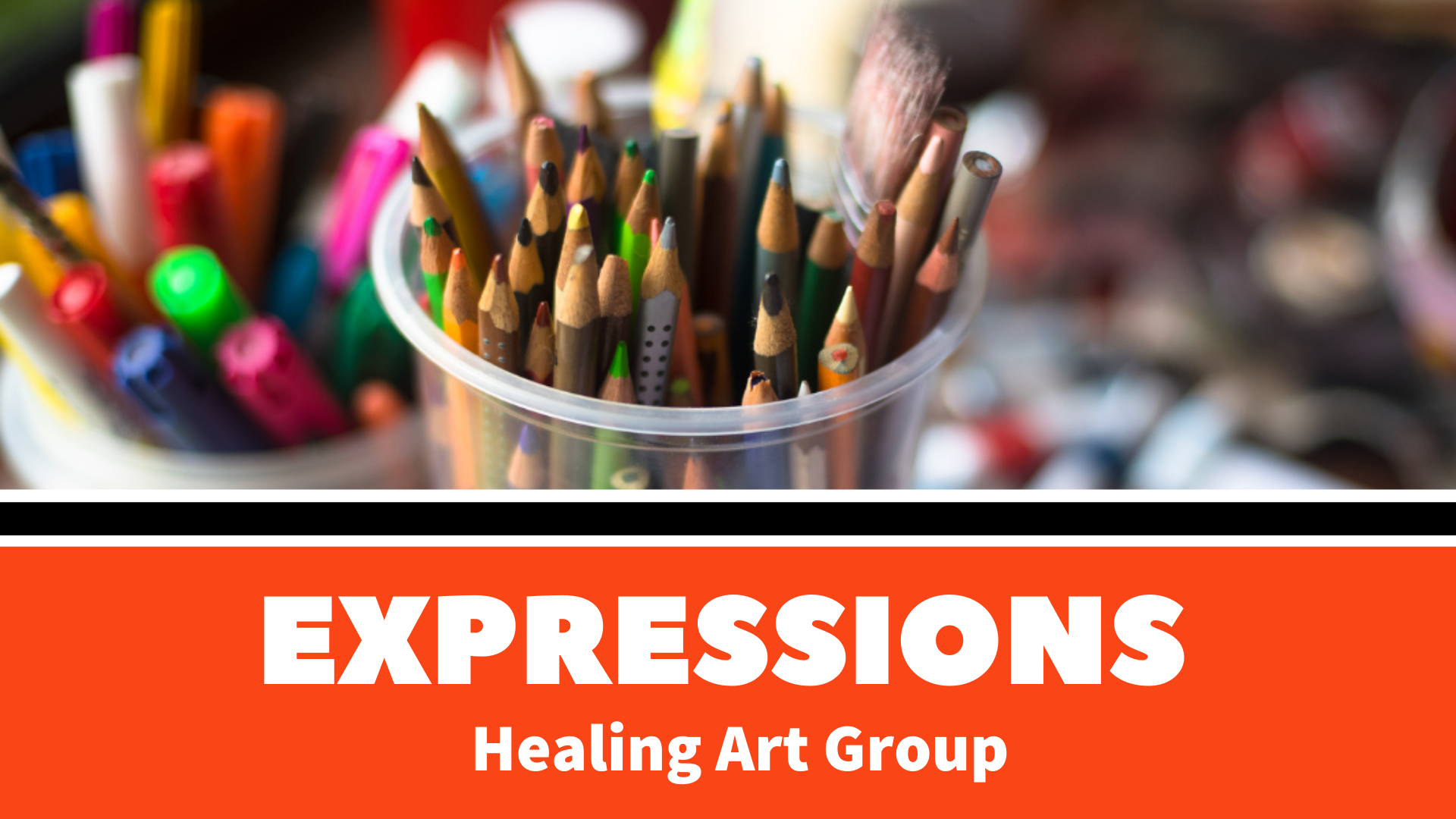 Expressions Healing Art Group (Virtual) @ YWCA Advocacy Center | Lafayette | Indiana | United States