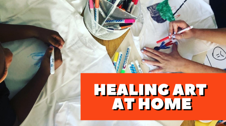 healing art at home
