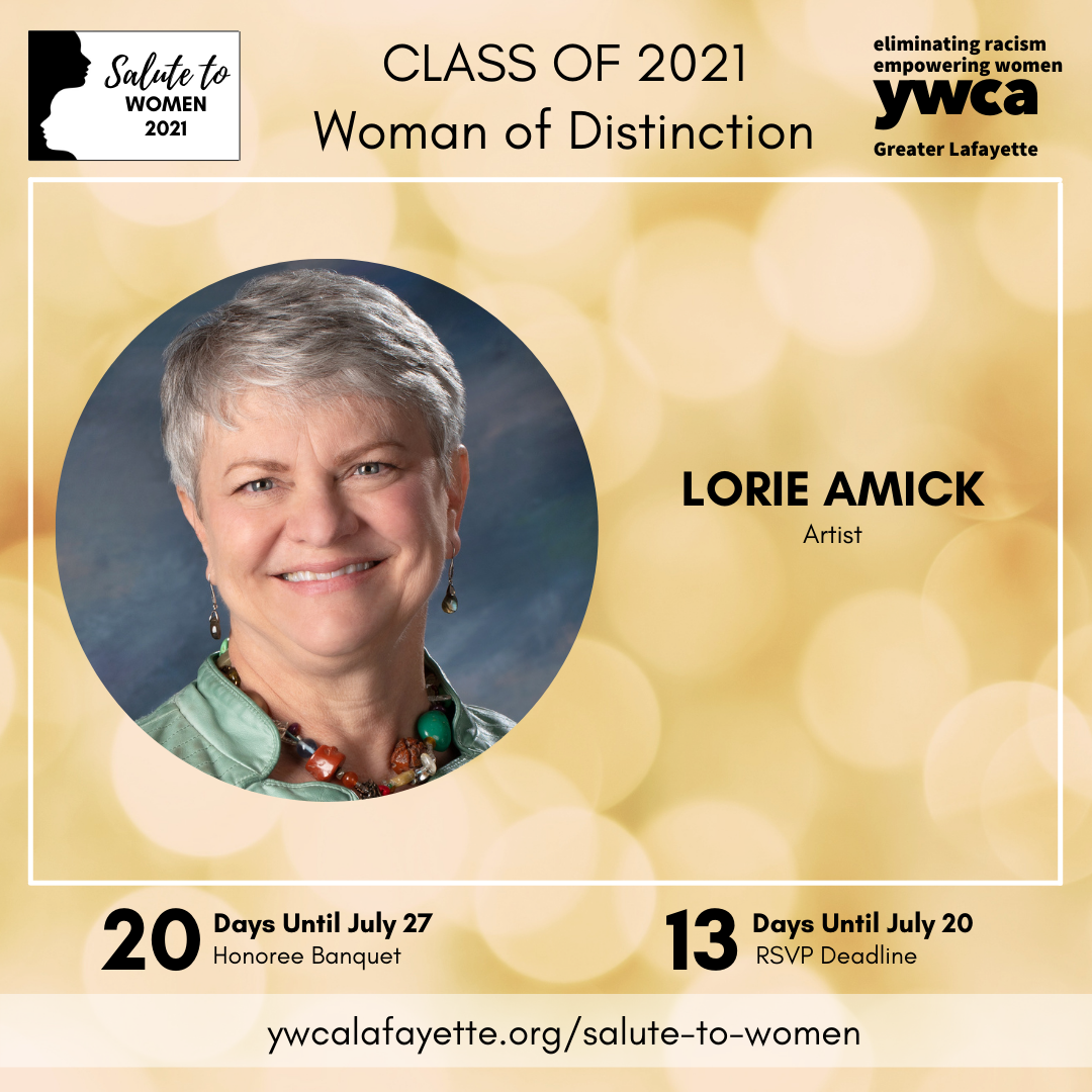 Salute to Women Class of 2021 Lorie Amick