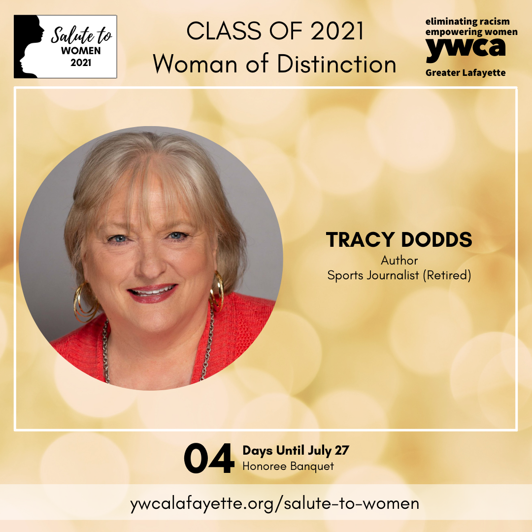 Salute to Women 2021 Tracy Dodds