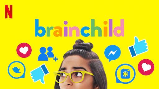 Brainchild logo and thumbnail