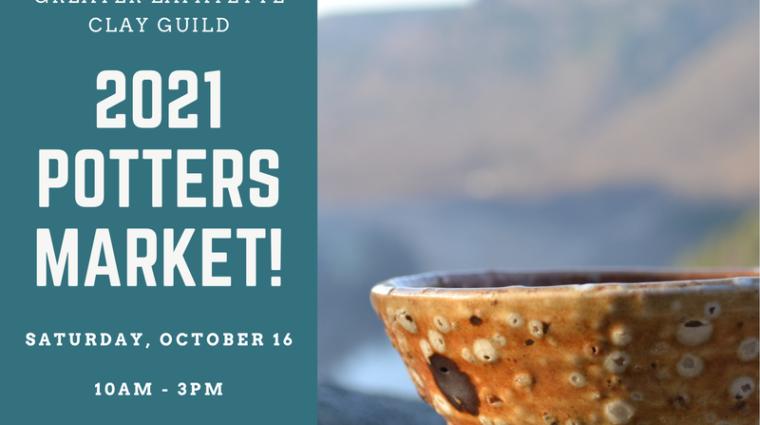 potters market 2021